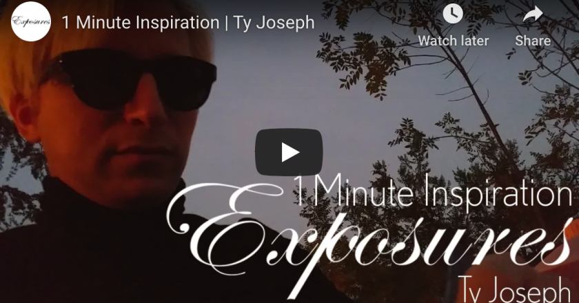 Introducing One Minute Inspiration Videos