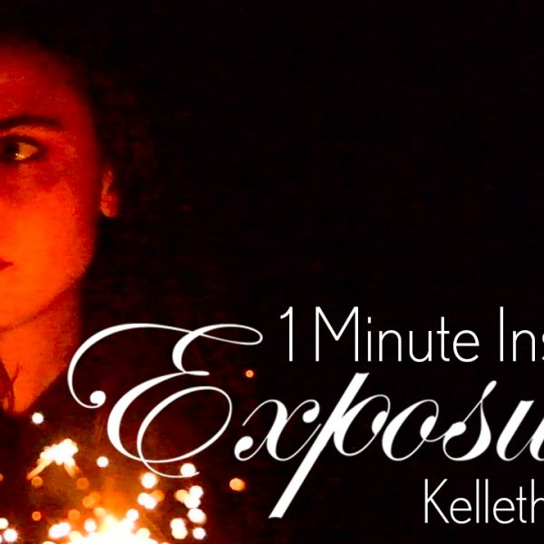 1 Minute Inspiration with Kelleth Cuthbert