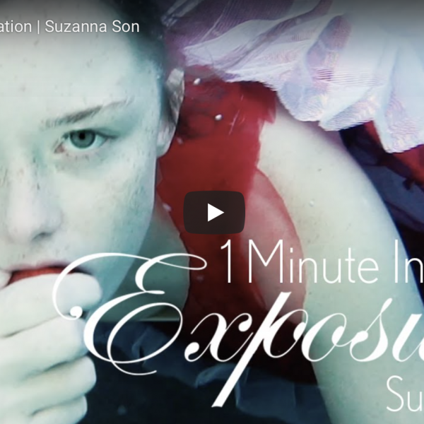 1 Minute Inspiration With Suzanna Son