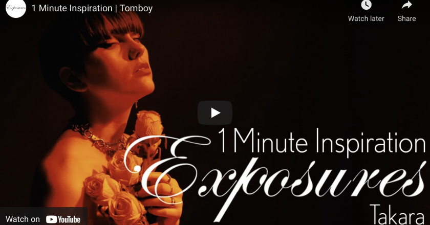 1 Minute Inspiration With Tomboy