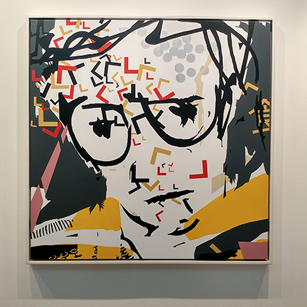Woody Allen: The Painting, The Story, and The Non-Fungible Token